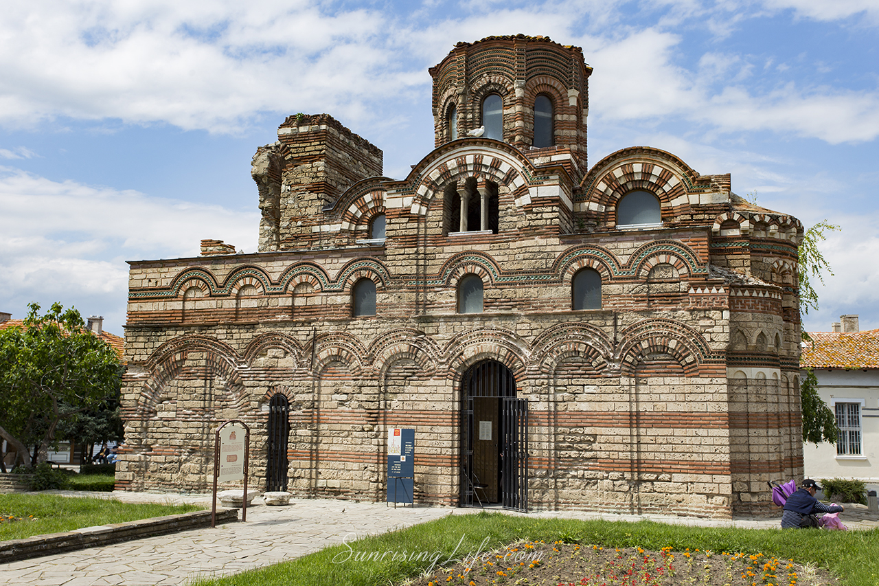 """Christ Pantocrator church"""