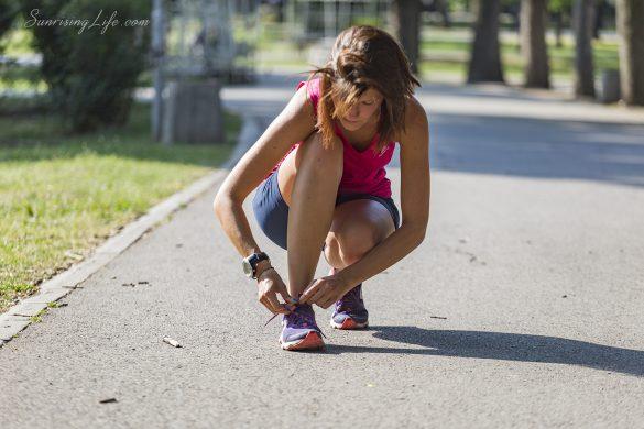 Проверка на системите преди тичане