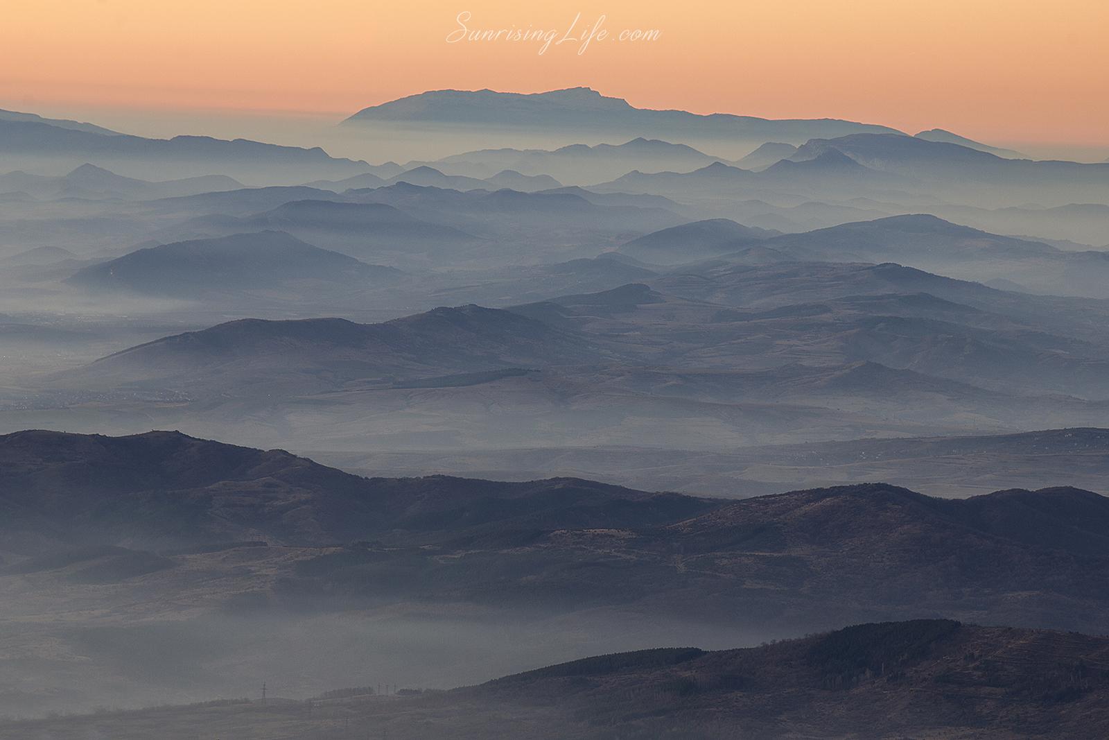 Залез от Черни връх