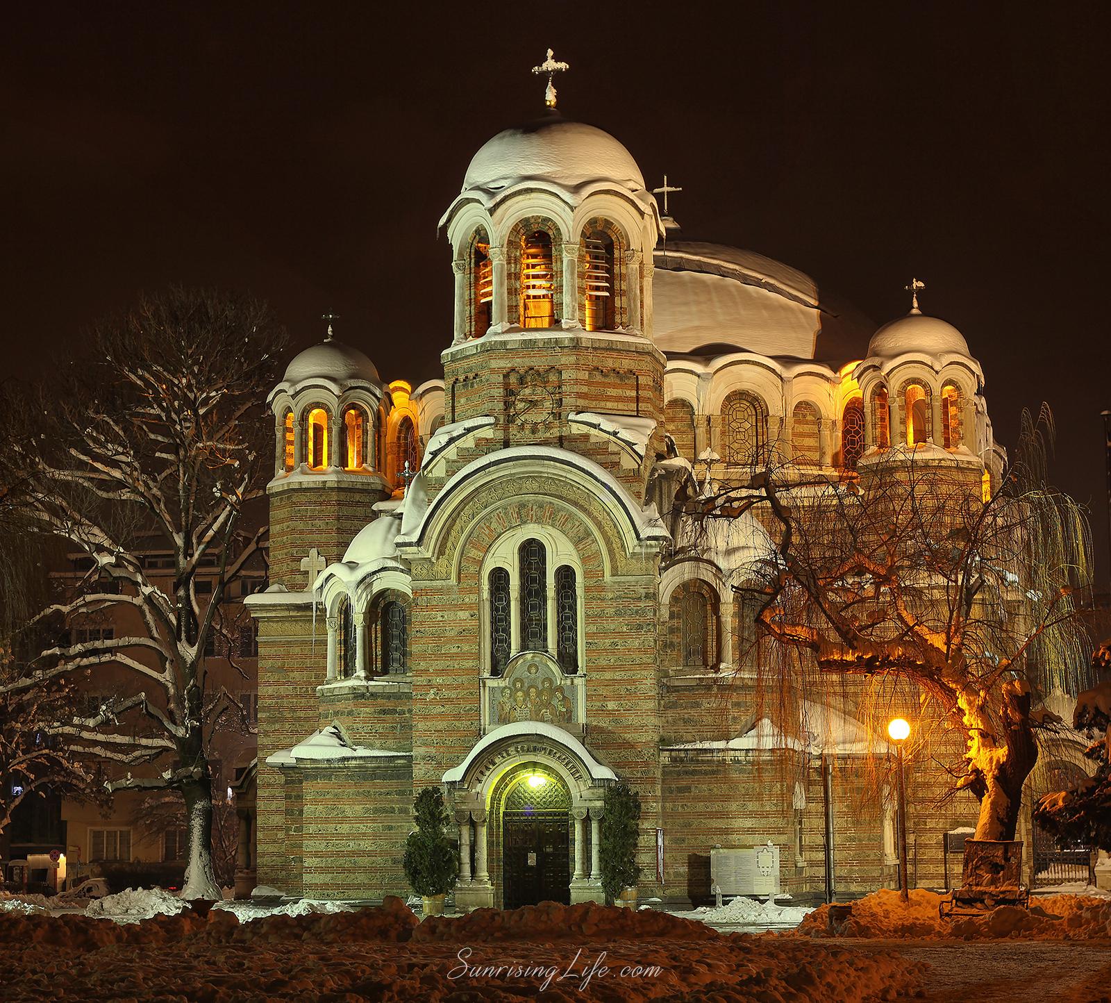 """St.Semochislenitsi"" Church"