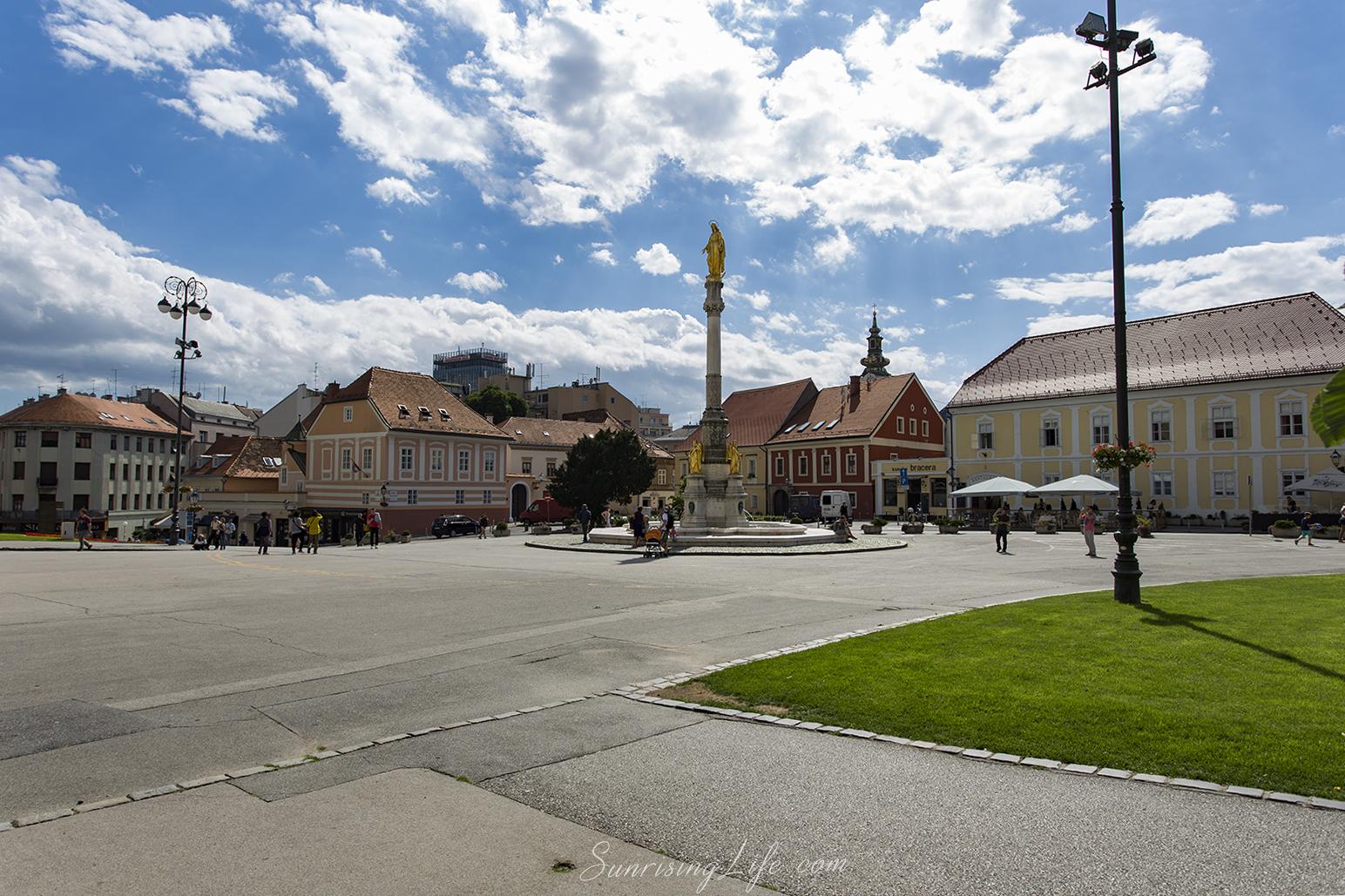 Забележителности в Загреб