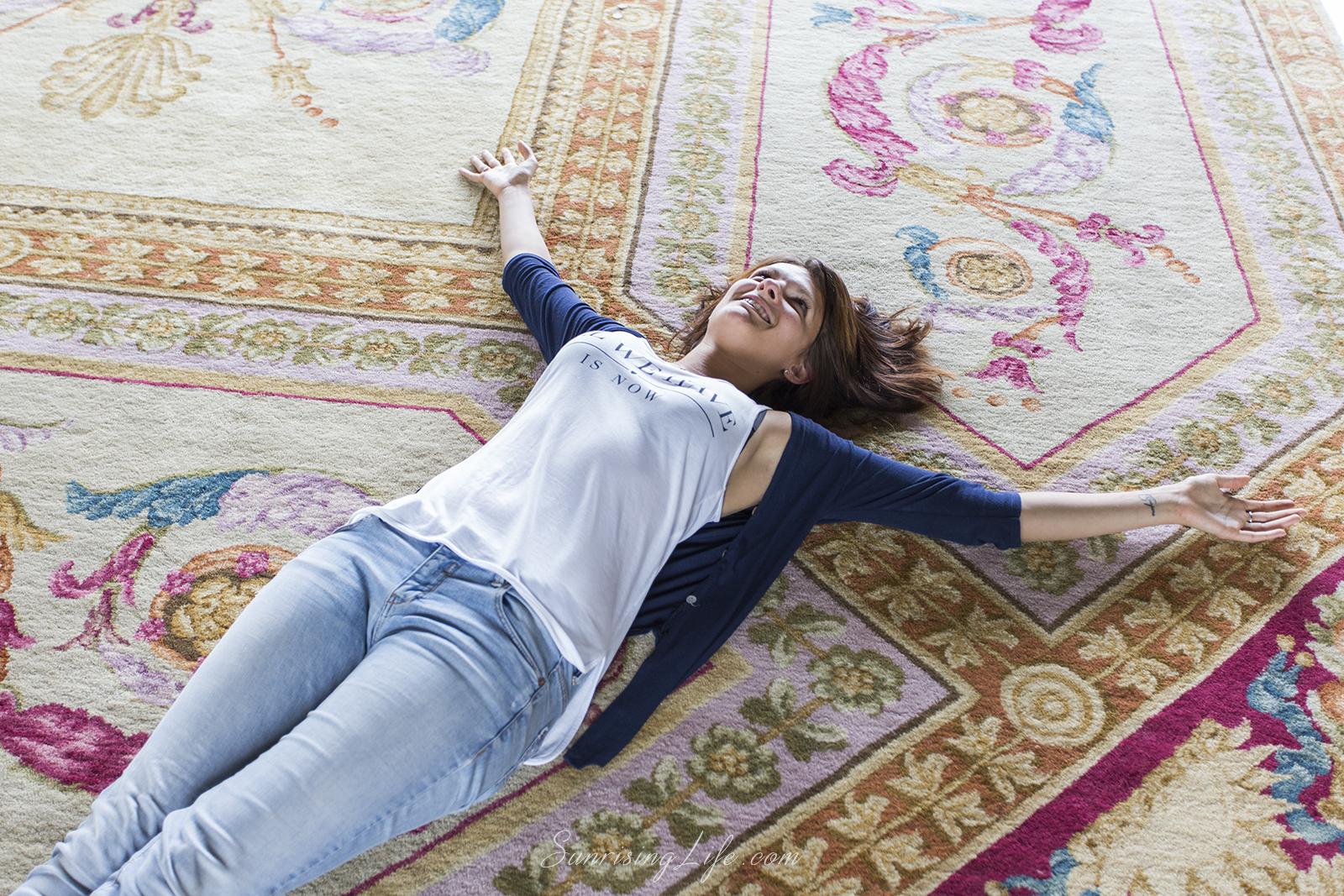 Килим, Цехът за килими в Костандово