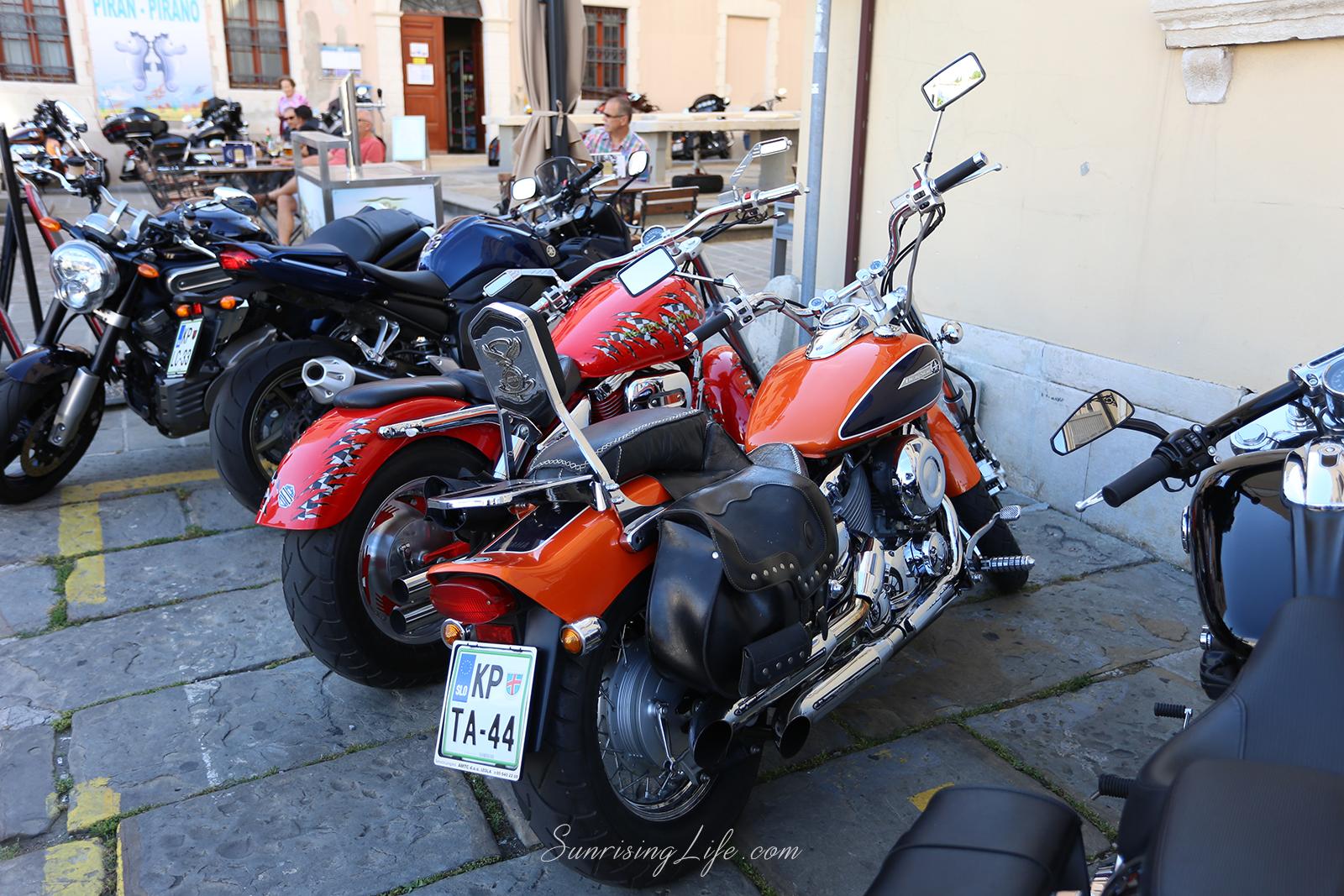 Мотори в Пиран