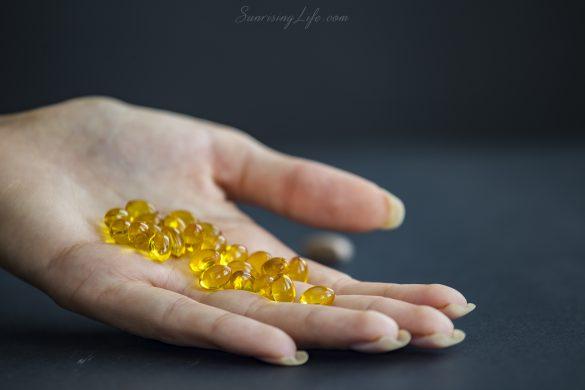 Омега-3 и Омега-6 мастни киселини - рибено масло