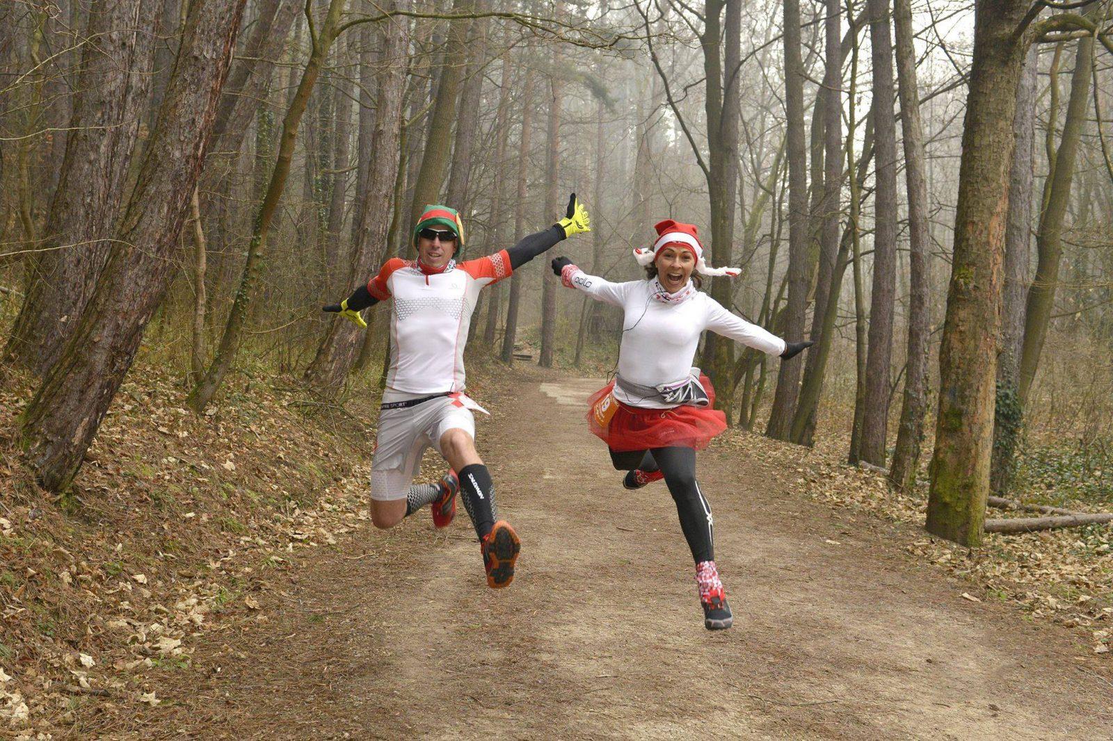 Коледно тичане