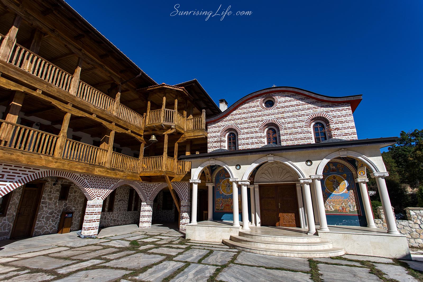 Giginski monastery