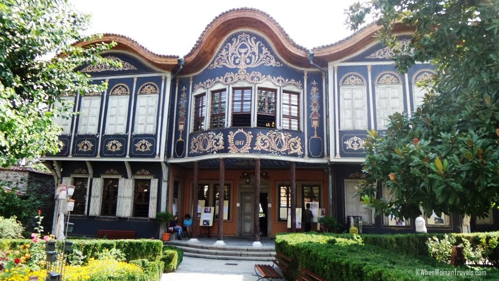 Ethnographic museum, Plovdiv