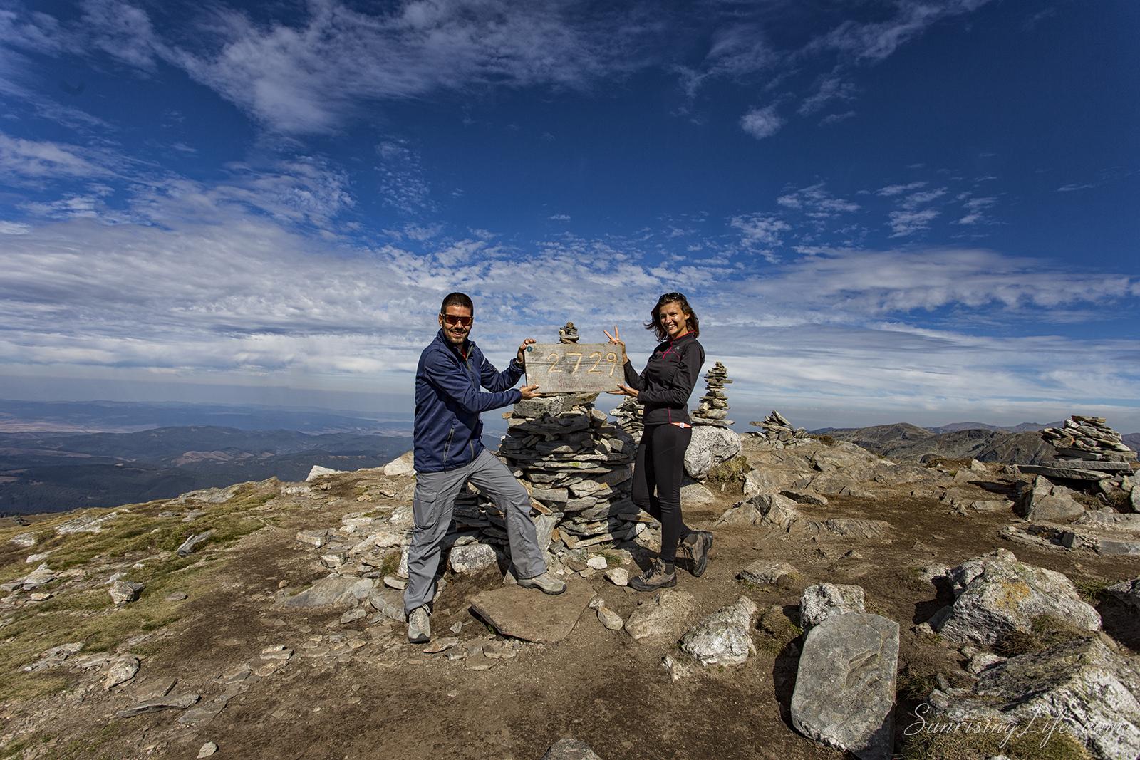 На връх Мальовица