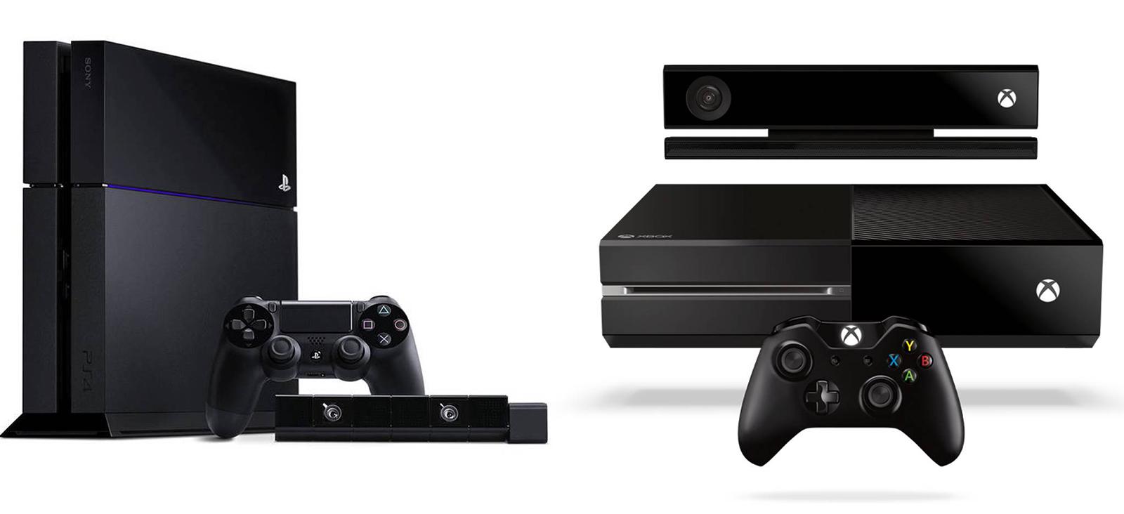 Playstation или Xbox