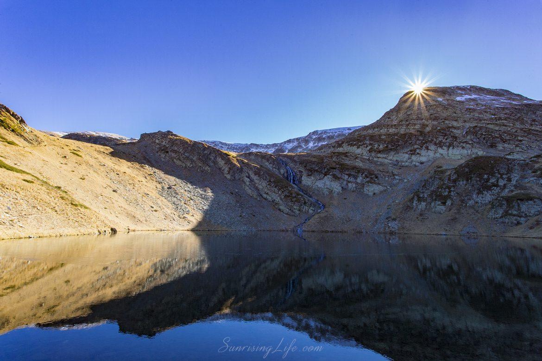Едно от урдини езера
