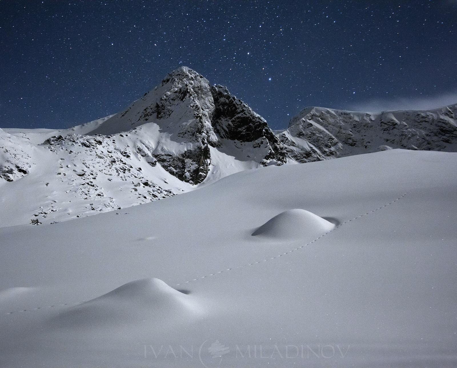 Haramiata peak