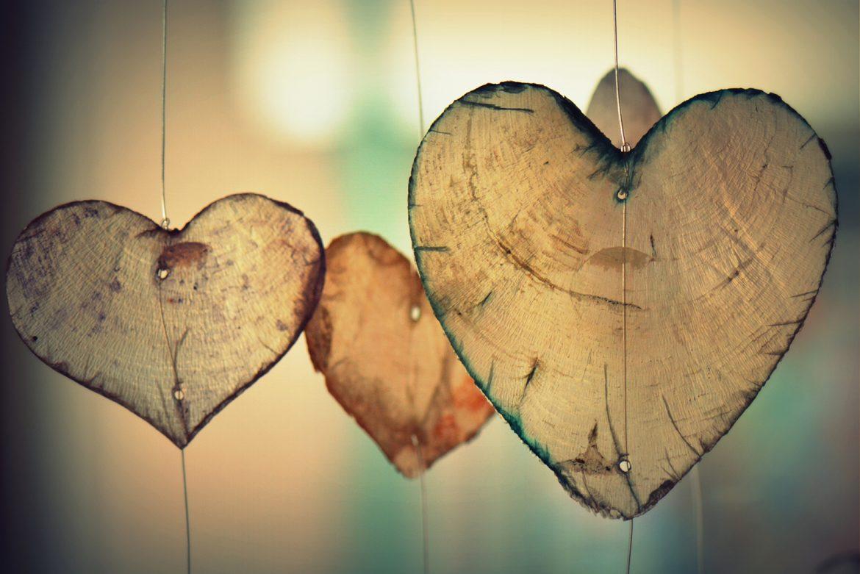 Сърца от дърво