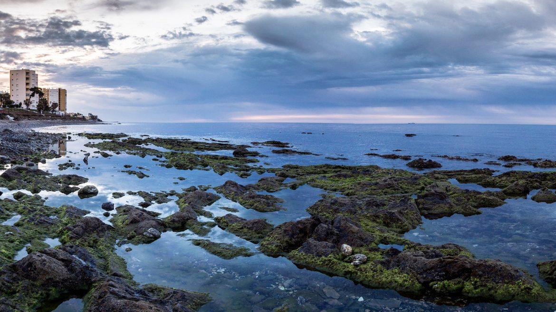 Хотели и море в Малага