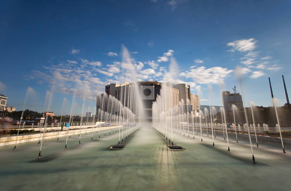 NDK fountains