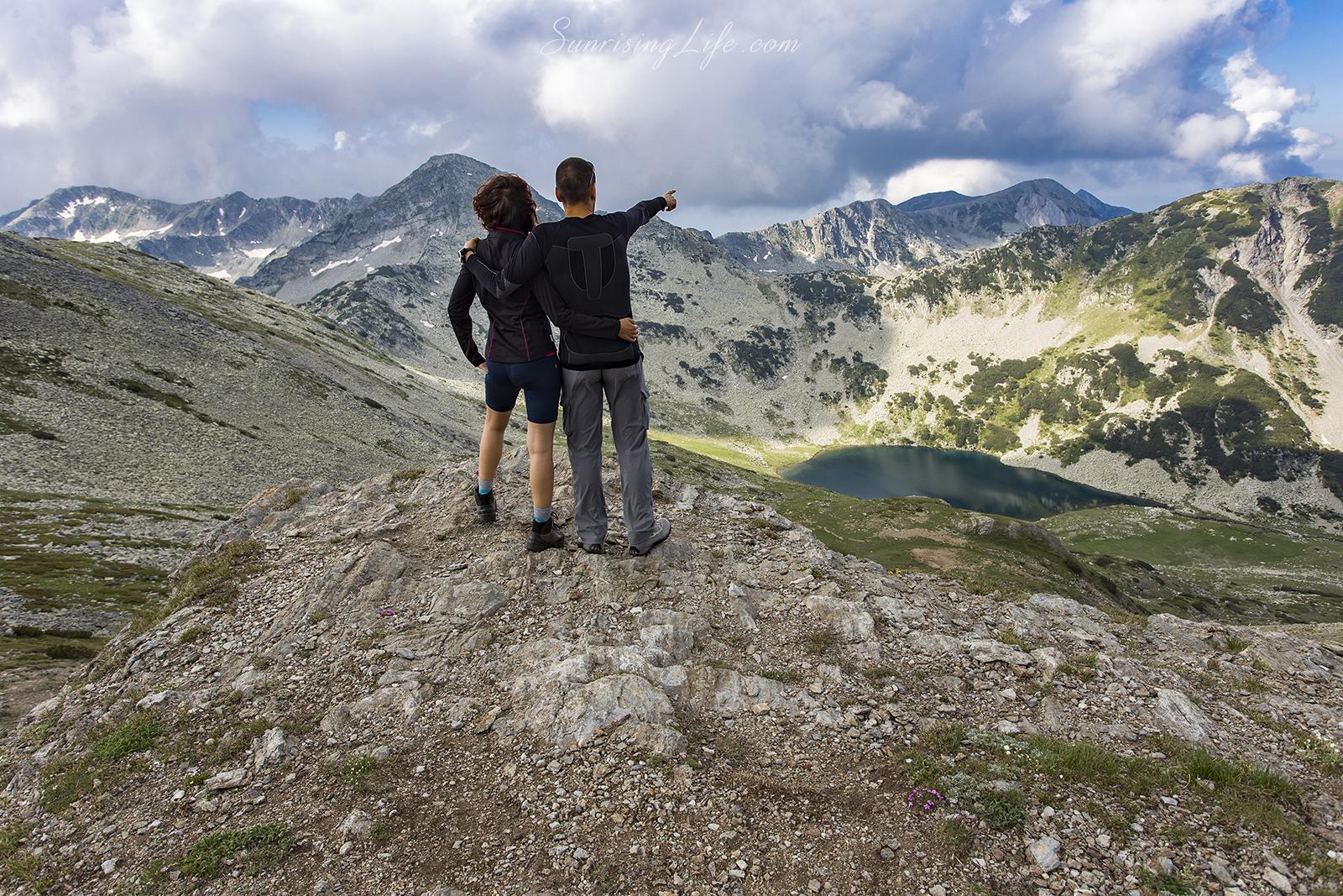 Разходка в Пирин до връх Вихрен
