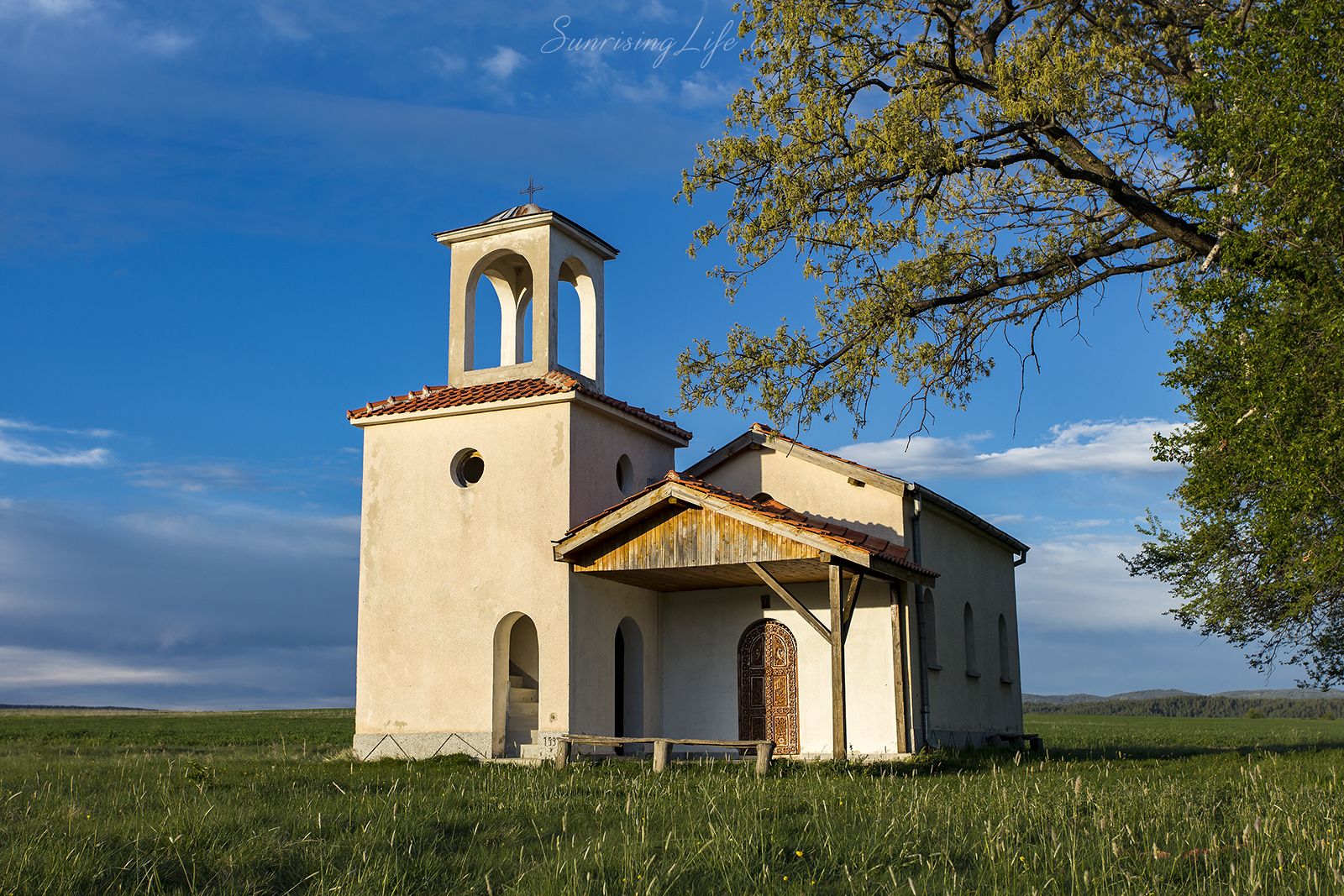 Church in the field