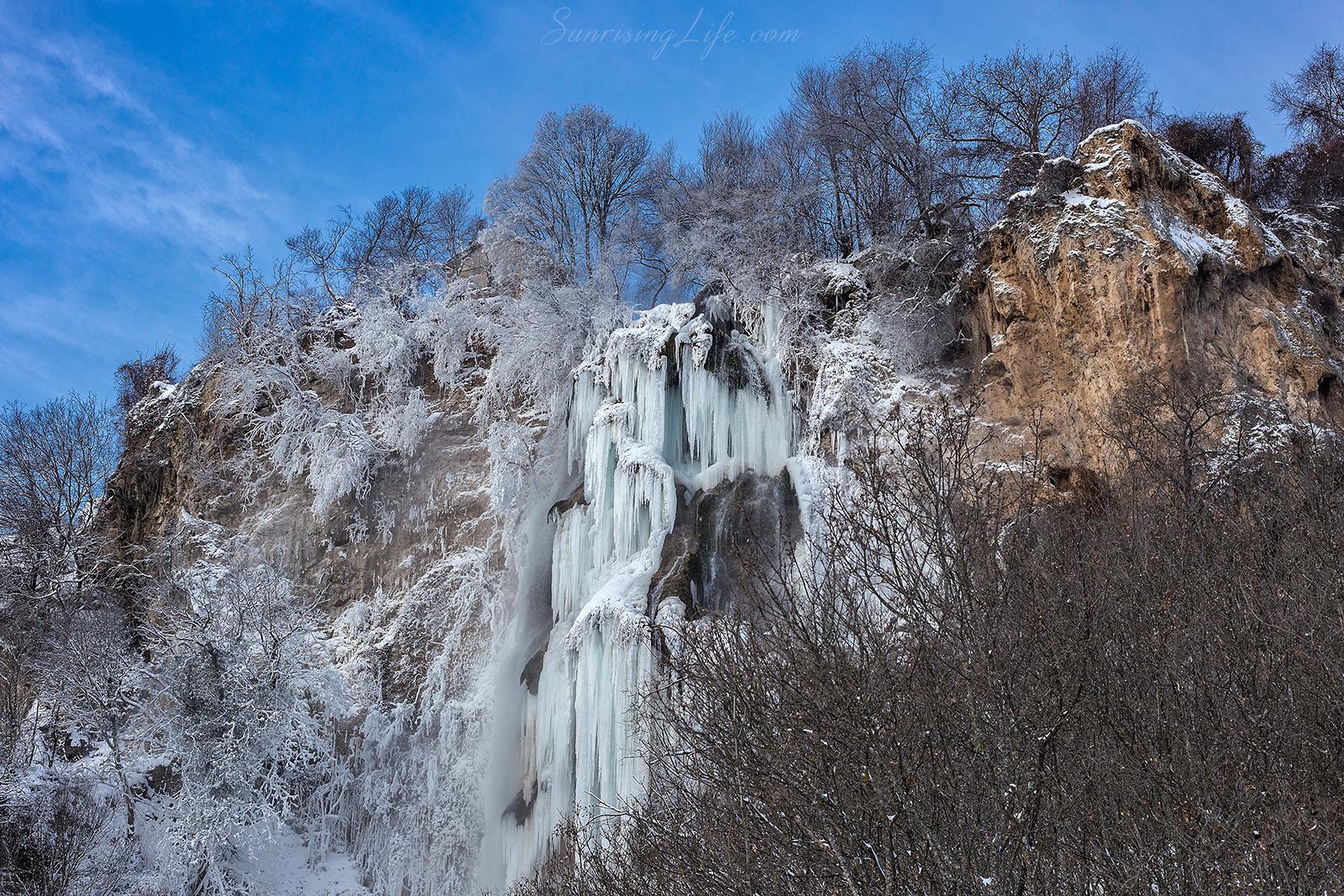 """Водопад """"Полска Скакавица"""""""