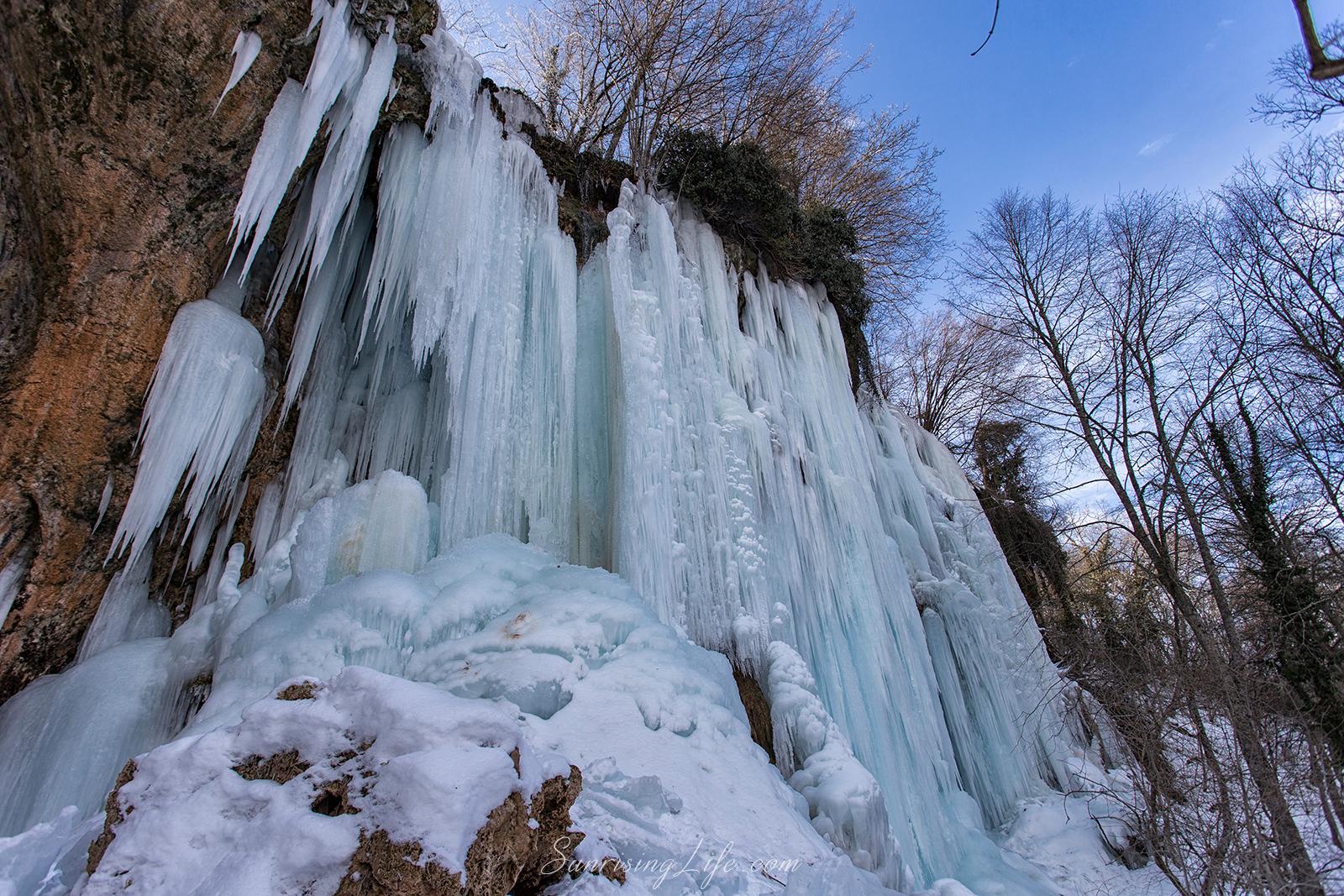 Водопад Смоличано