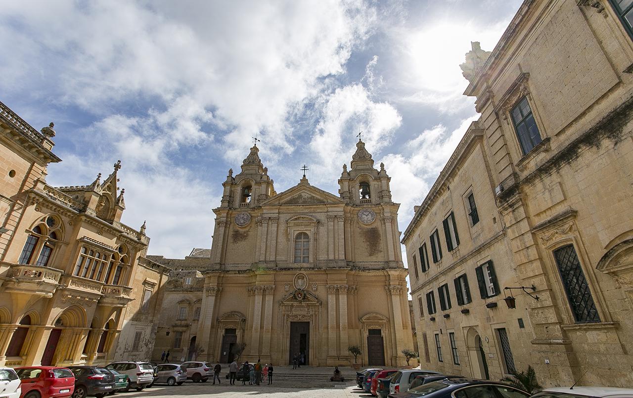Мдина - забележителности в Малта