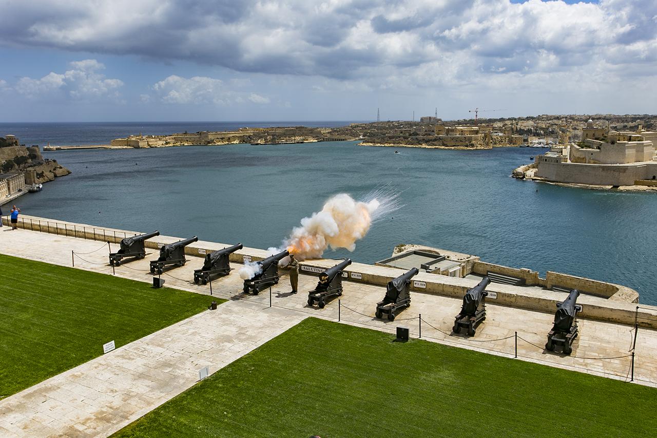 Валета, столица на Малта