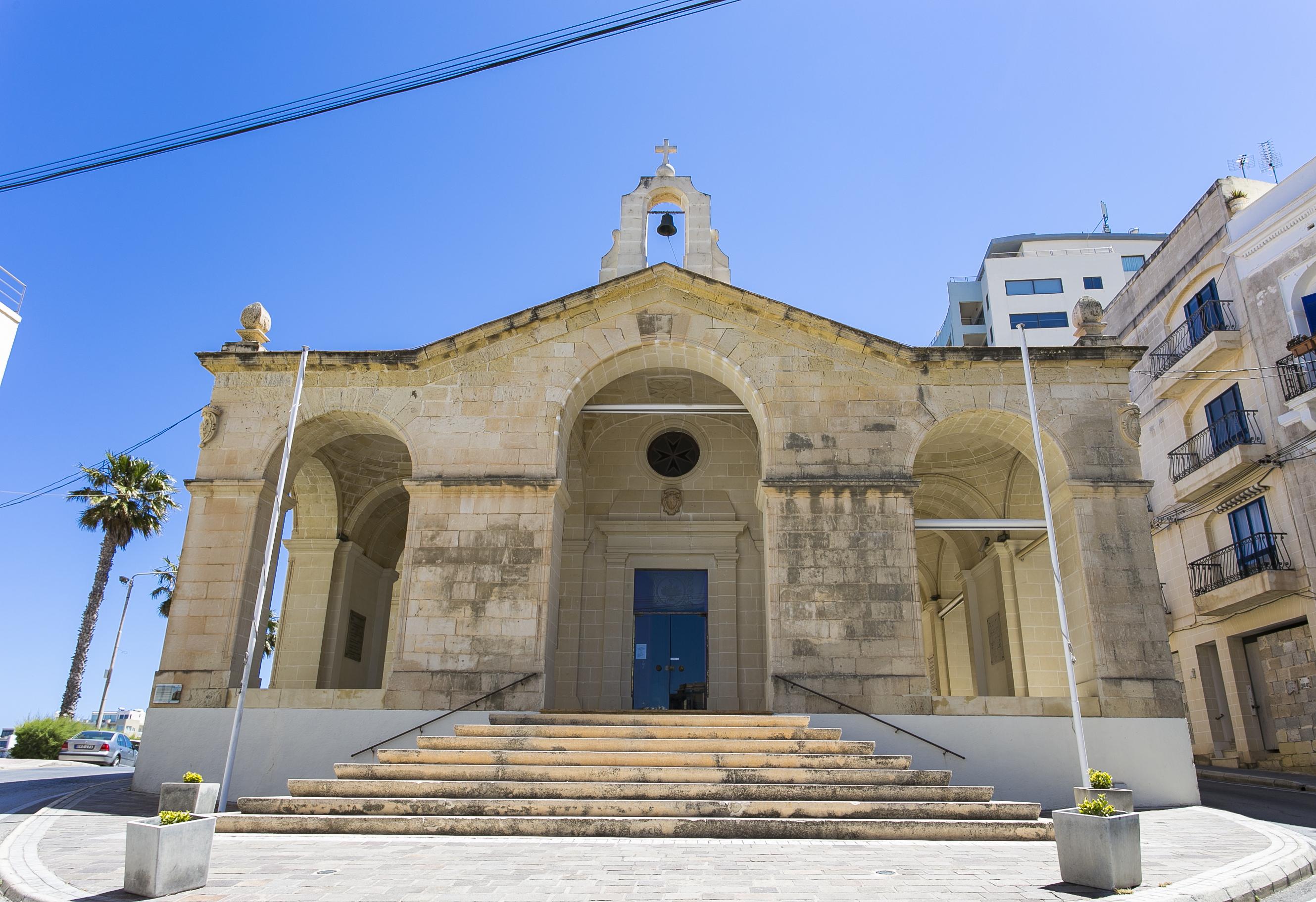 Църквата Свети Павел в Малта
