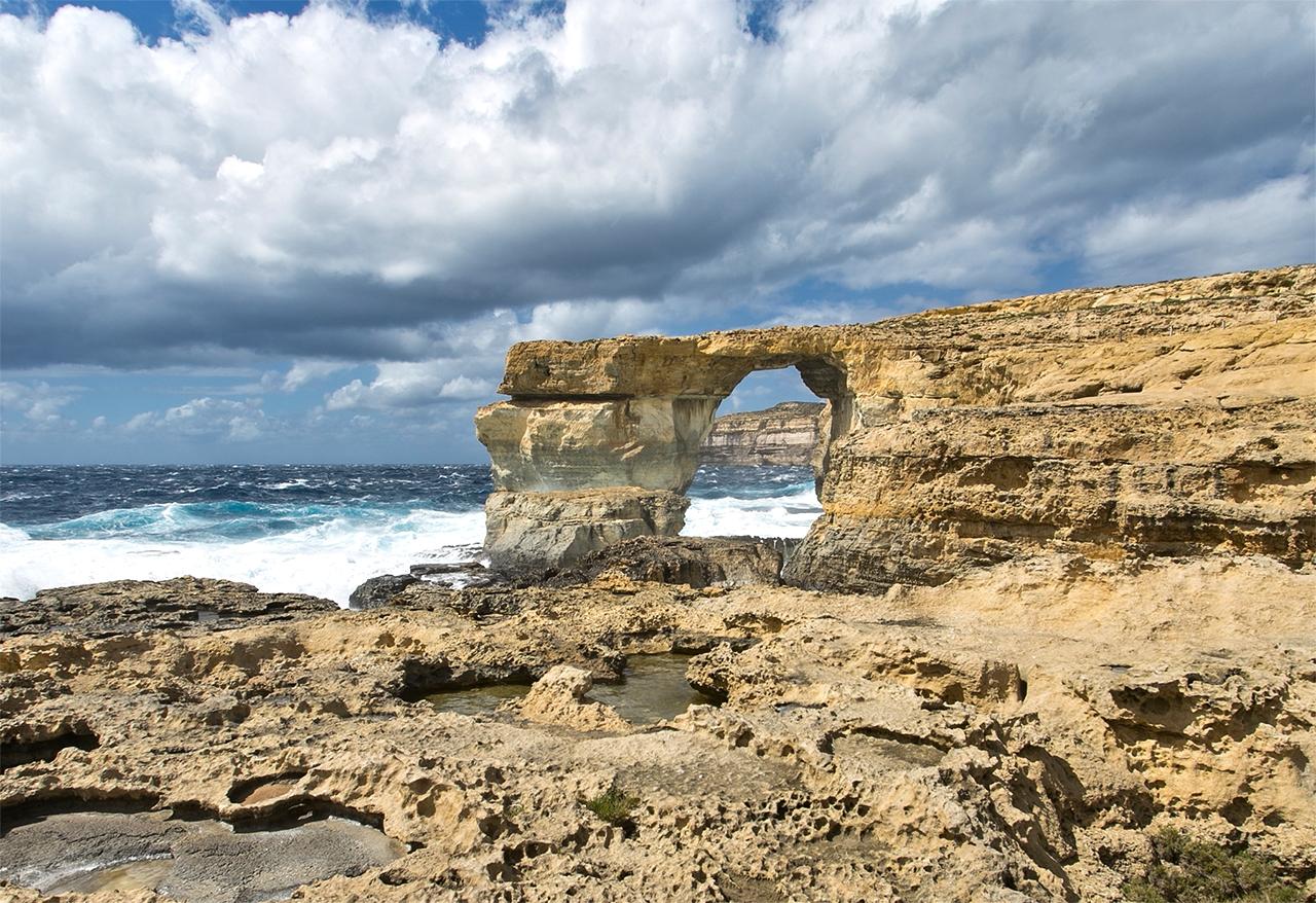 Остров Гозо, забележителности в Малта