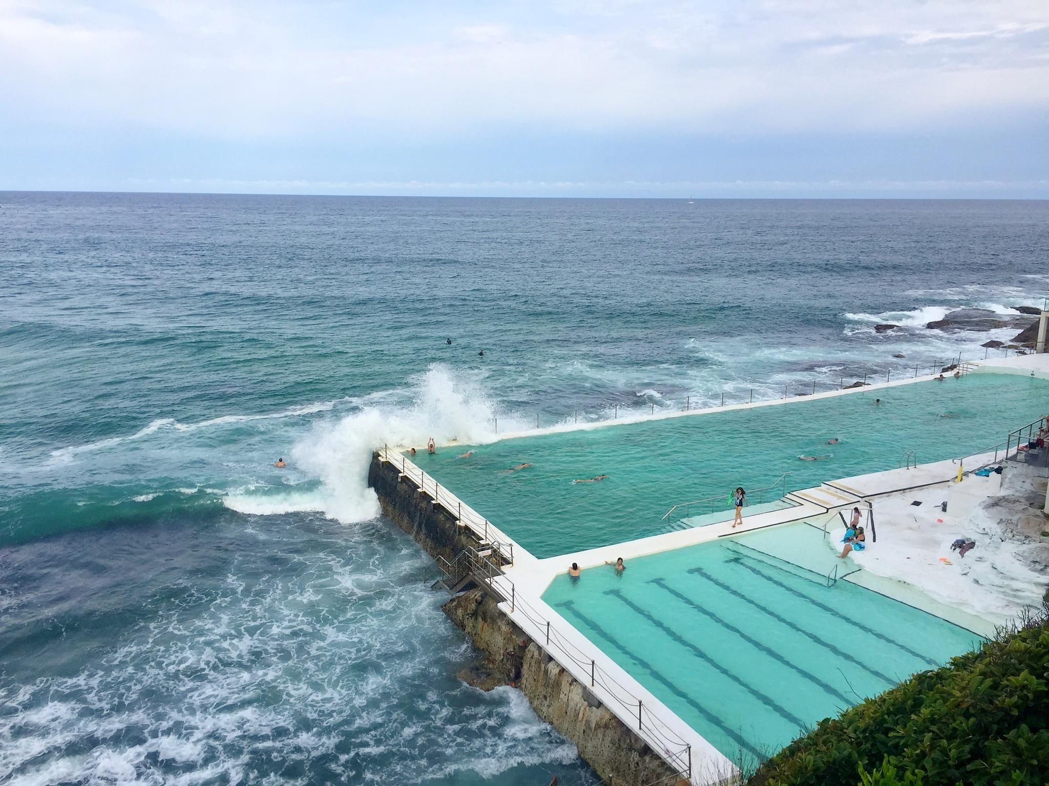 Waterpool in Sydney