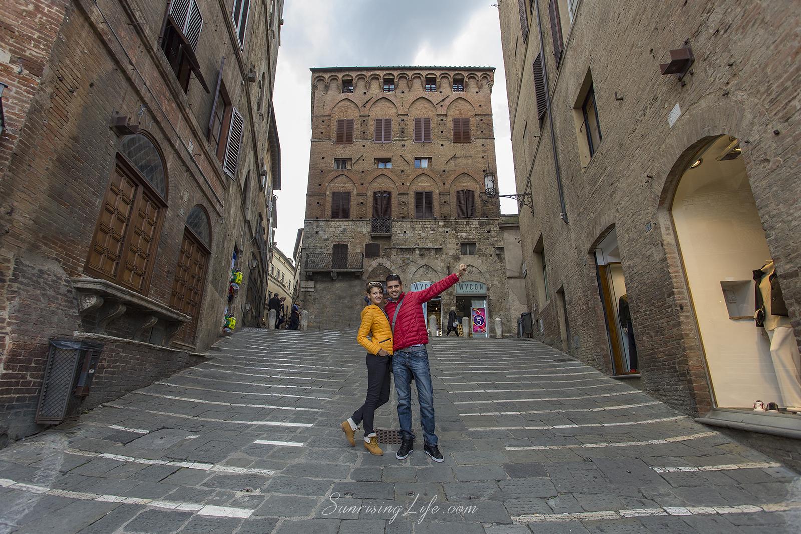 Забележителности в Сиена