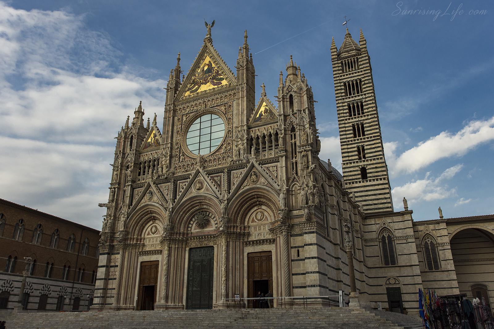 Катедралата в Сиена