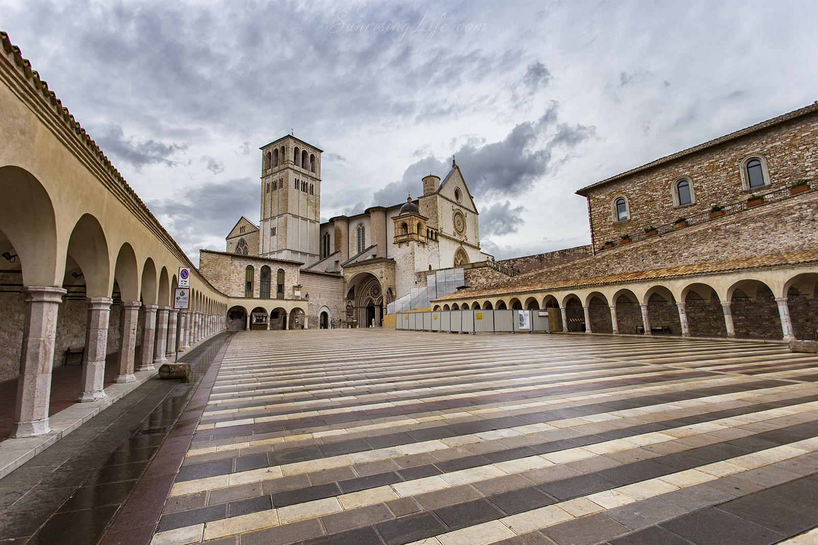 Basilica San Francesco in Assisi
