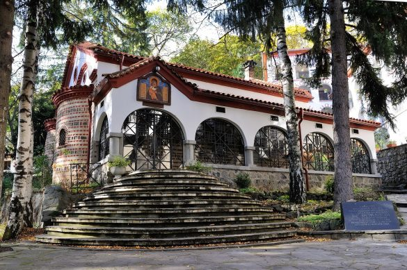 Драгалевски манастир Забележителности около София манастири край София
