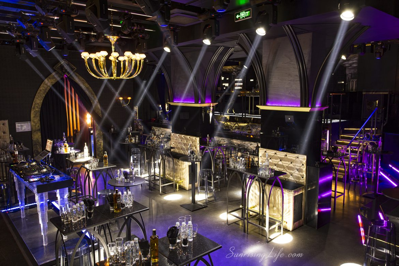 Gotham club Sofia space