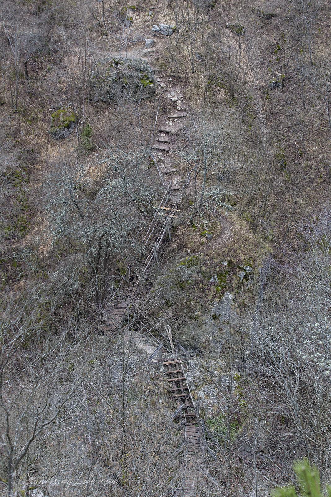 Трънска екопътека - Ждрелото на река Ерма