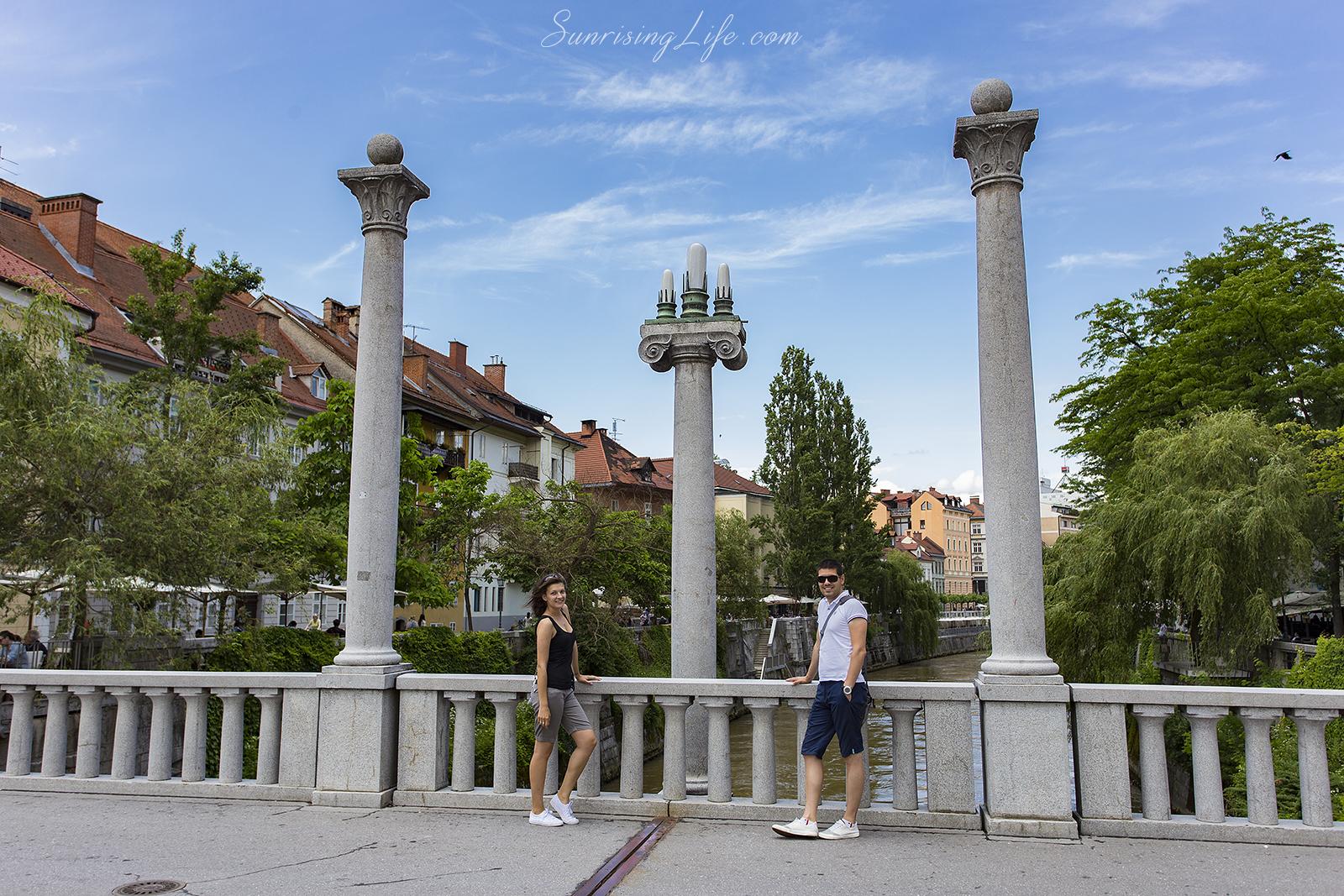 Забележителности в Любляна