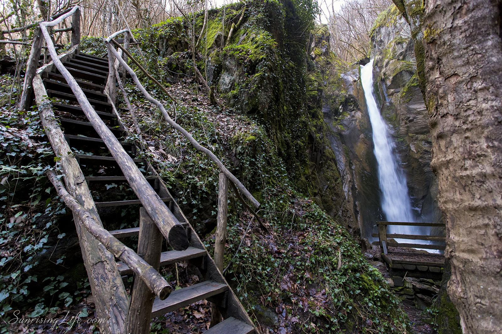 """Водопад Срамежливеца и екопътека """"Тайните на водата"""""""