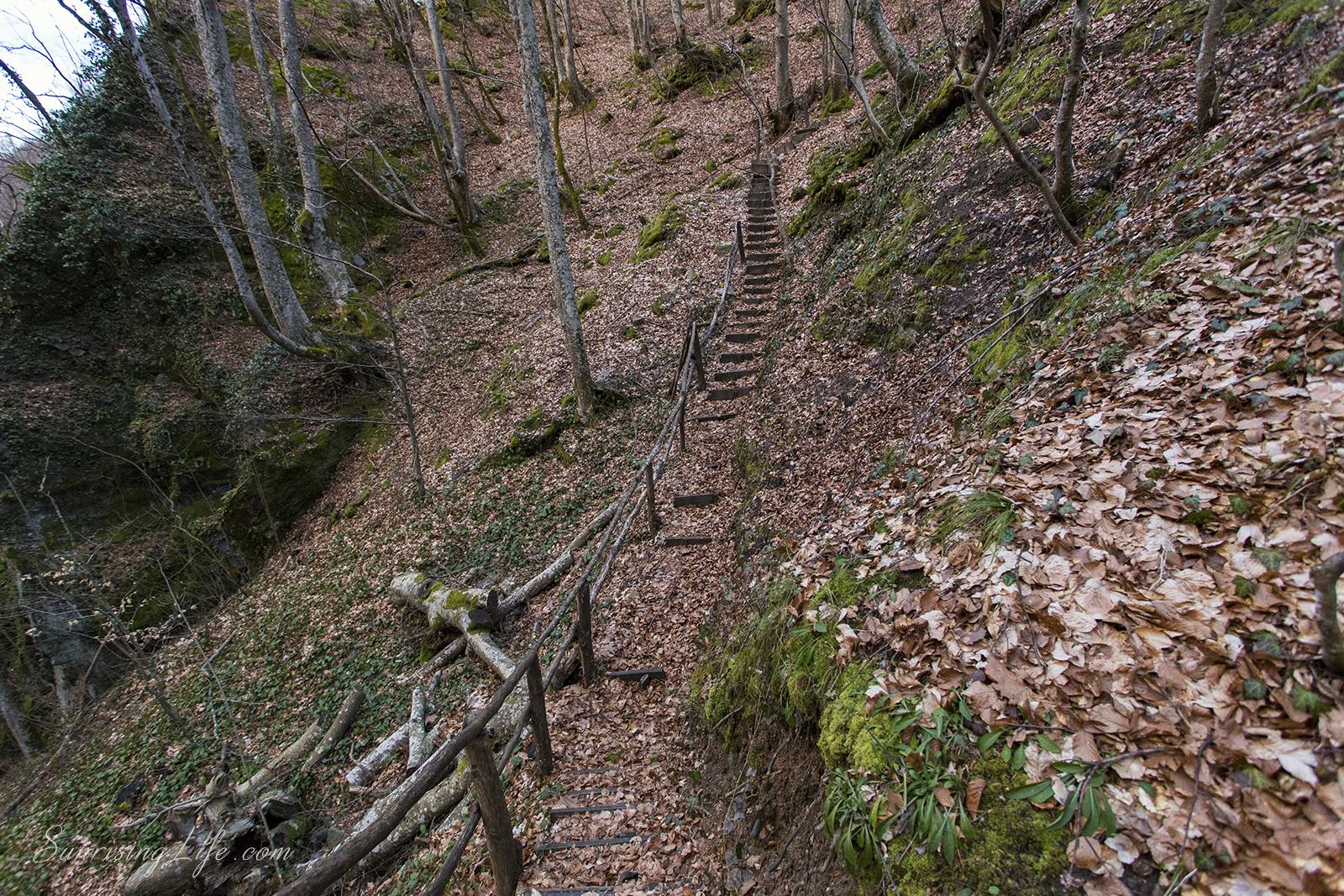"""екопътека """"Тайните на водата"""" в Беласица"""