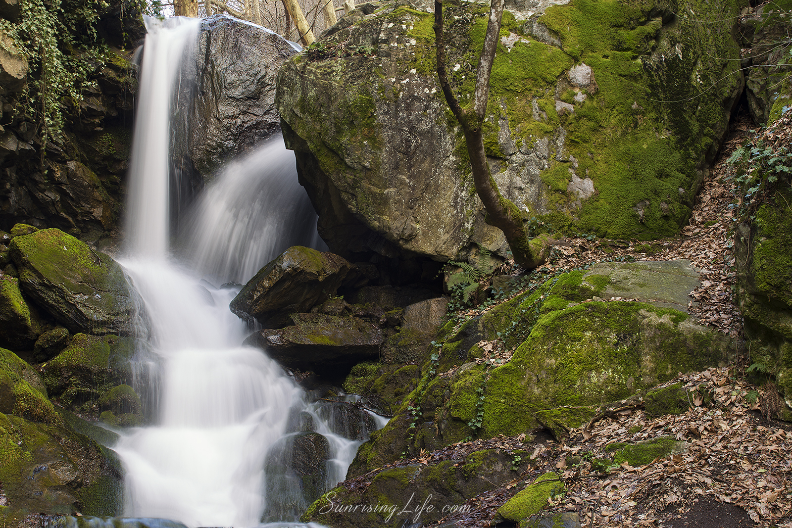 Яворнишки водопад, водопади в Беласица