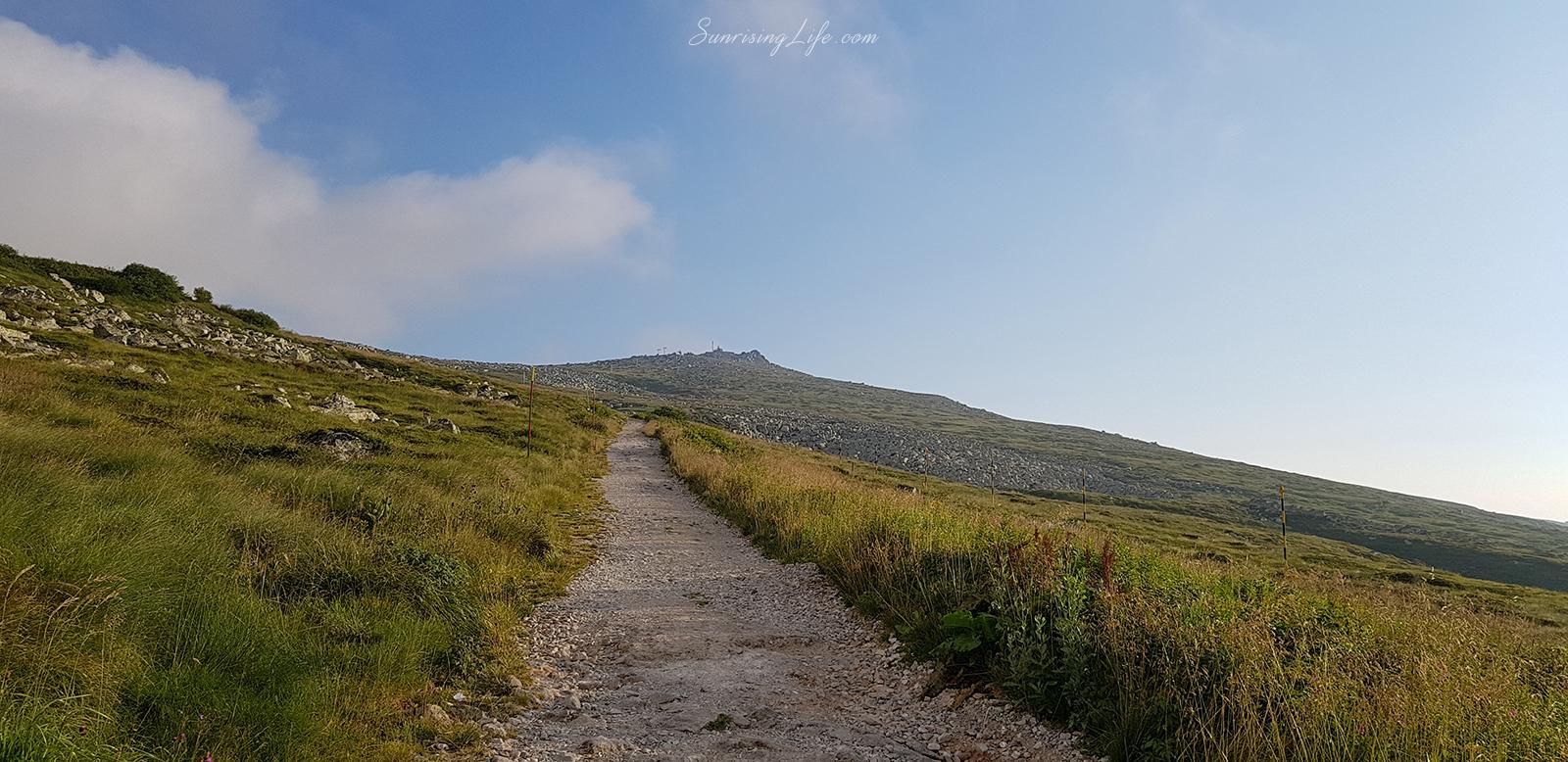разходка до черни връх