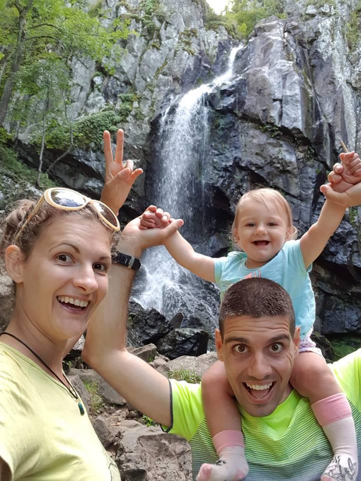 разходка около софия до боянски водопад