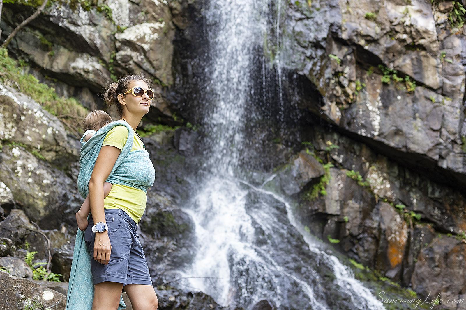 боянски водопад - разходка с бебе