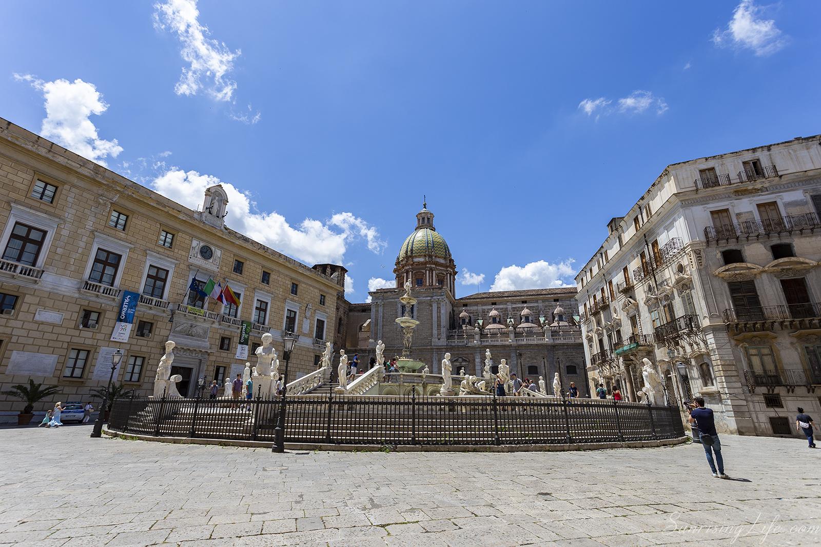 Забележителности в Сицилия - Палермо