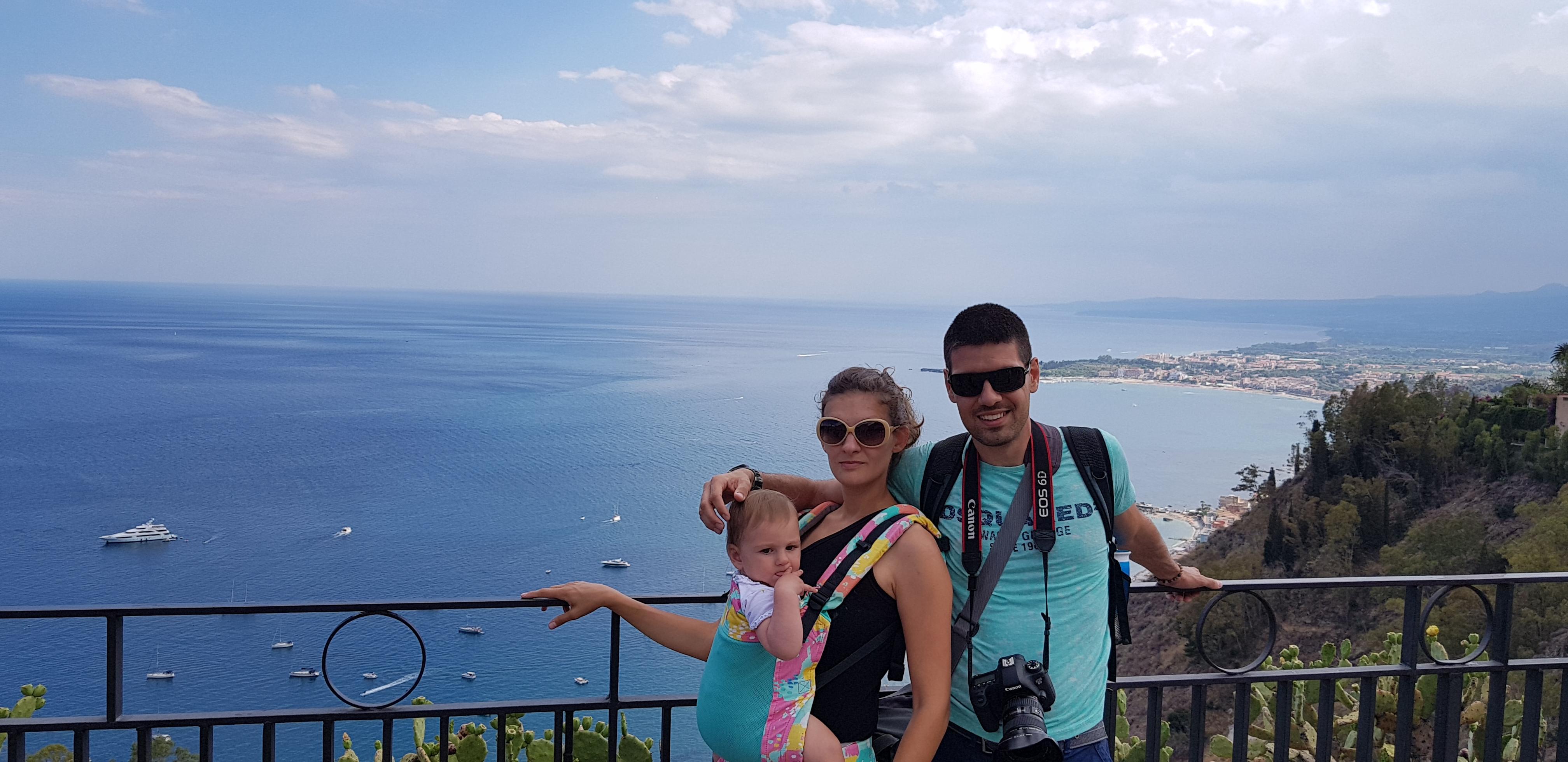 Забележителности в Сицилия - Таормина