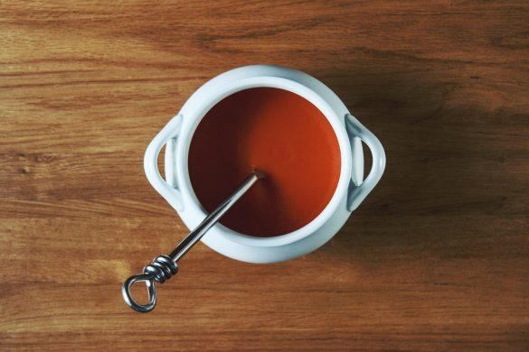 рецепти за крем супи - червена леща и червено цвекло