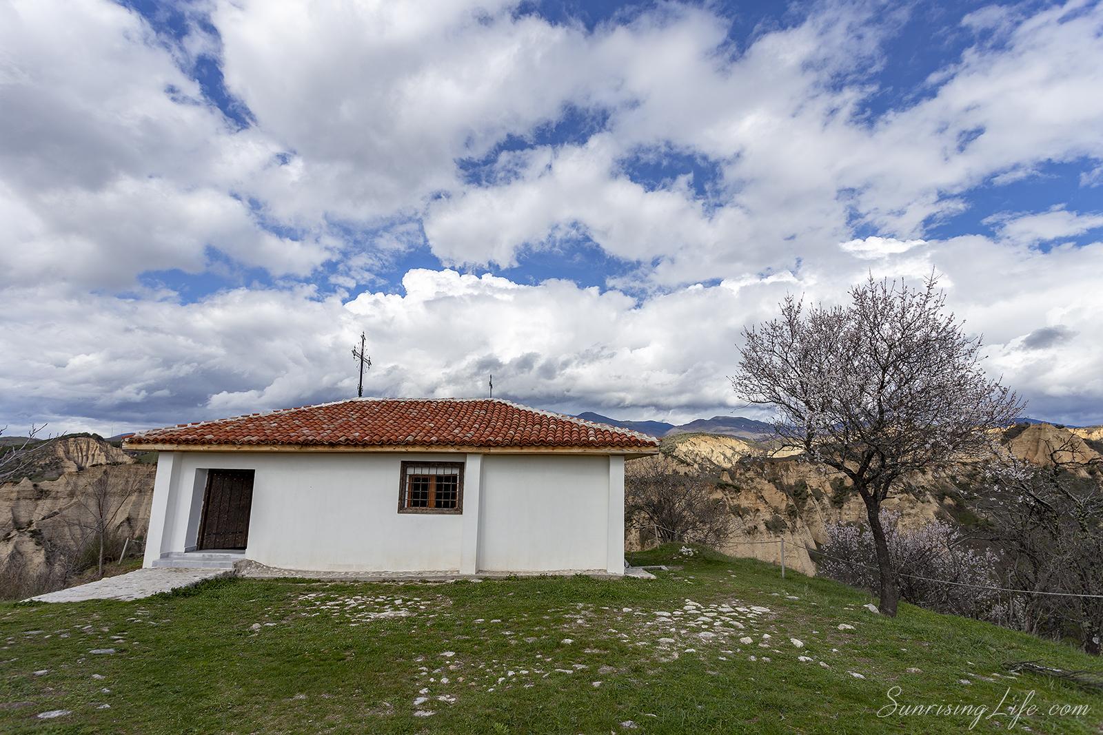 Манастир Света Богородица Спилеотиса - Параклис Света зона