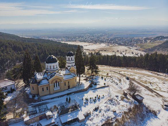 разходкаоколо София - кремиковски манастир