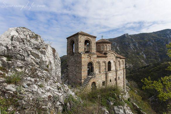 Пътешествия в България и Европа - Асенова крепост
