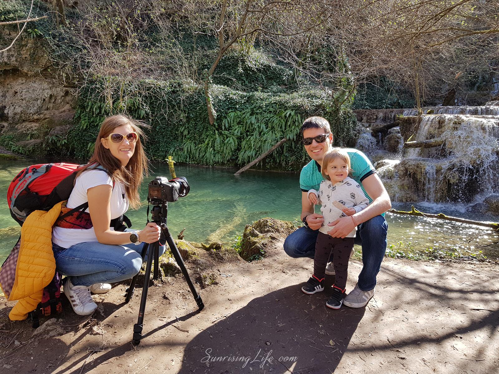 забележителности около ловеч - крушунски водопади и деветашката пещера