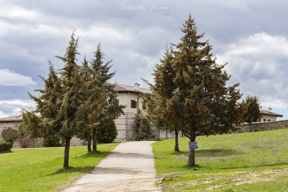 роженски манастир - забележителности около Сандански