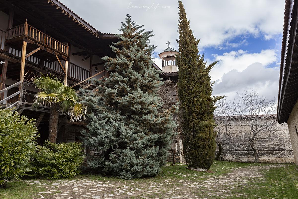 няколко дни в района на Сандански - Роженски манастир
