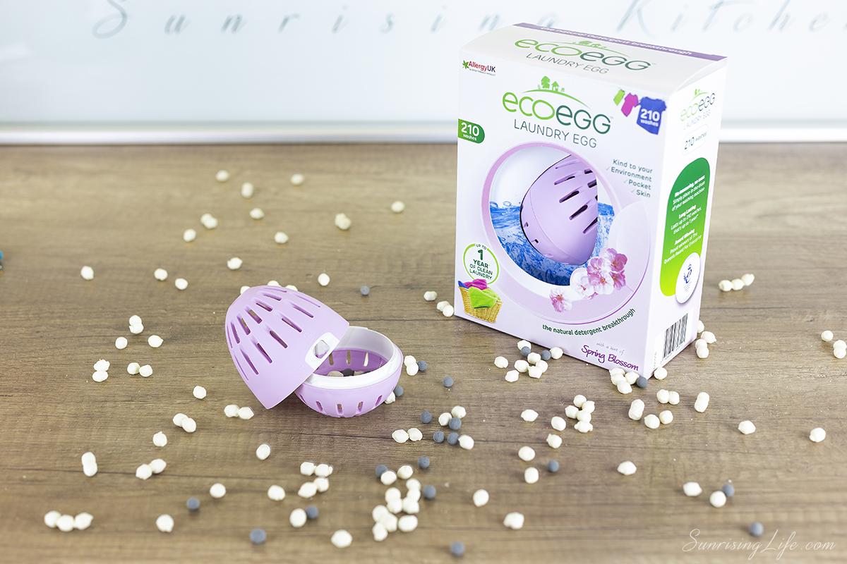 eccoegg яйце за пране, препарати за пране